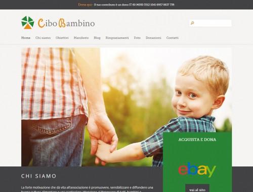 esempio sito web anno 2014